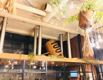 コラボカフェ100トンハンマーの写真