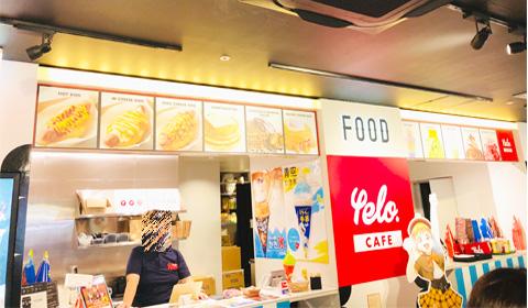 東京ミステリーサーカスのカフェの写真