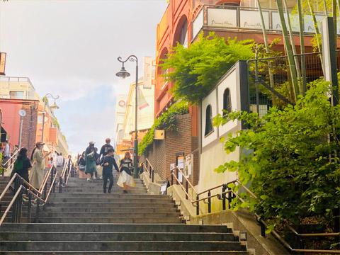 吉祥寺の街並みの写真その2