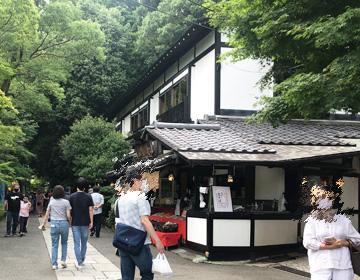 深大寺周辺のお蕎麦屋さんの写真