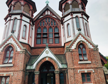 教会の写真