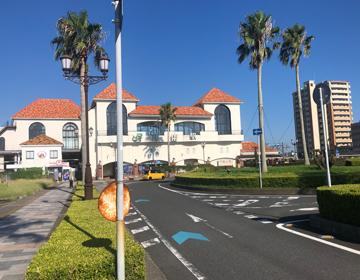 館山駅の写真