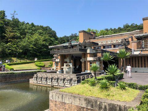 明治村「旧帝国ホテル」の大きい写真