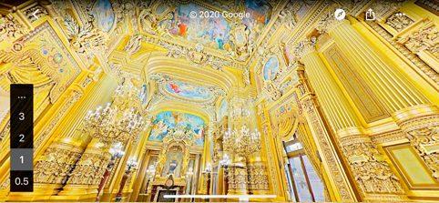 お試し謎「オペラ座の大広間」の写真