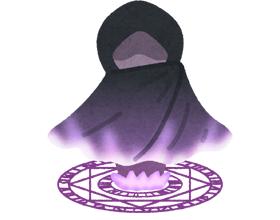 魔法のイラスト
