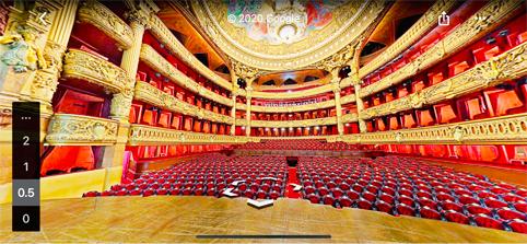 お試し謎「オペラ座」の写真
