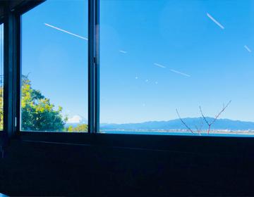 江ノ島亭「相模湾の眺望」の写真