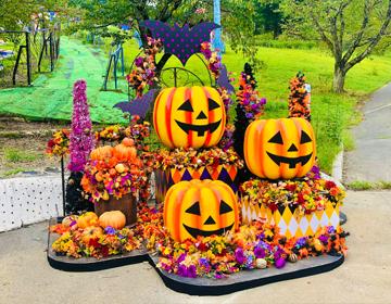 ナゾトキメイロ4「ハロウィンの飾り付け」の写真
